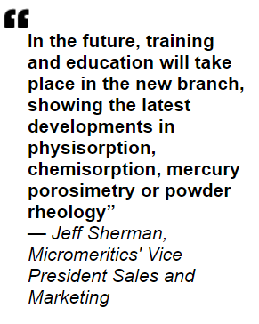 In the future, training and education will take place in the new branch- Jeff Sherman