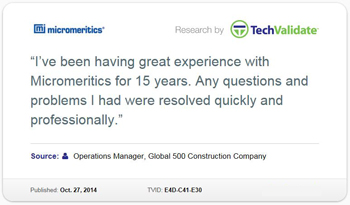Techvalidate customer quote