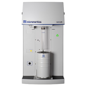 3Flex is a high-performance adsorption analyzer