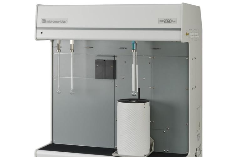 ASAP 2020 Plus is a high-performance adsorption analyzer