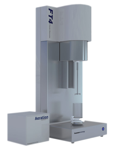 The FT4 Powder Rheometer®